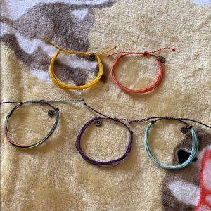 Pura vida bracelets Authentic